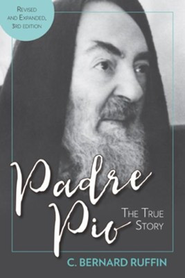 Before his death in 1968, Padre Pio was known throughout the world as a very holy man — many even called him a living saint. This humble Italian priest who bore the wounds of Christ received thousands of letters and visitors each year, seeking his spiritual counsel, healing, and prayer. Padre Pio's intense spirituality and holiness remain legendary and life-changing. This is the comprehensive life story of the priest who became world famous for his stigmata, miracles, and supernatural insights. Read in detail about the many miracles of Padre Pio, and discover how knowing this powerful saint can change your life, too. By far the best biography of Padre Pio ever written — newly updated with more details and 16 pages of photos! 528 pages.