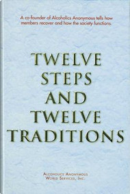 Originally published in 1952, this classic book is used by A.A. members and groups around the world. It lays out the principles by which A.A. members recover and by which the fellowship functions. The basic text clarifies the Steps which constitute the A.A. way of life and the Traditions, by which A.A. maintains its unity.