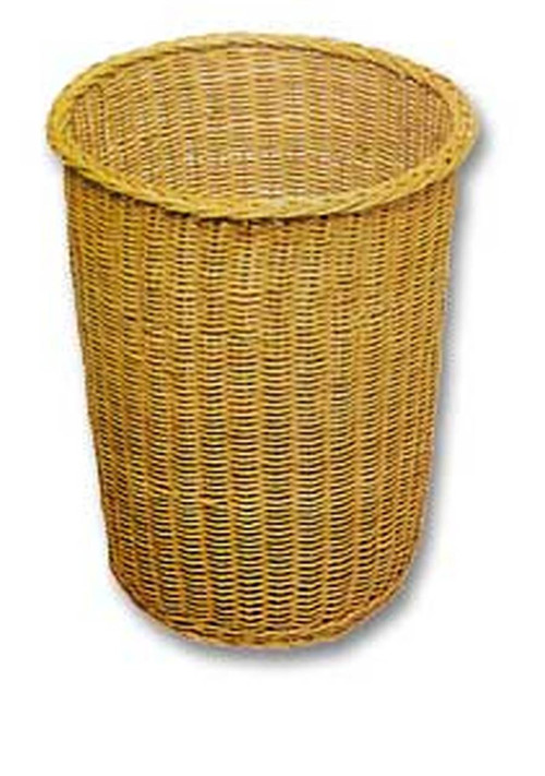 """14"""" x14"""" Overflow Basket. Perfect for Holy Day and Special Collections. Removable Basket Liner comes in three different colors and are an additional cost. (Item 454RL)"""