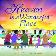 We know heaven is a wonderful place because the Bible tells us so! This children's book, written for elementary readers, explores what the Bible and our Catholic faith tell us about heaven. Read along as Grandma Nancy and her grandchildren, Abigail and Michael, imagine what Grandpa is doing in heaven. Whether feasting with the saints or walking without a cane, gazing on the myriads of angels, or even visiting with the Blessed Mother, children will enjoy learning more about the place where all of us were created to live.