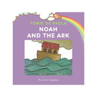From beloved children's book writer and illustrator Tomie dePaola, this unique imaginative artwork brings new life to this beautiful retelling of a well-loved and inspiring Bible story.   The late, beloved children's book writer and illustrator Tomie dePaola, presents his unique, imaginative artwork to bring new life to this beautiful retelling of a well-loved and inspiring Bible story.   Noah was a good man, and it was said that he walked with God. So Noah did what God said: He built a huge ark, took his whole family and two of every kind of animal in it, and he waited as the rain poured down for forty days and forty nights.