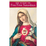 This handy manual gives readers everything they need to perform the Five First Saturdays devotion and receive the tremendous graces promised by Our Lady of Fatima.