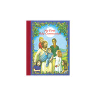 This book is a completely unique presentation of the Catholic faith for children preparing for First Holy Communion. It is a rare combination of gifted writing, wonderful vibrant illustration, and exquisite design. Through stories from the Bible, bits of the Church's history, and descriptions of the sacraments, this book leads young people and their parents or grandparents into the mystery of the Eucharist. The heart of the Church and her sacraments is presented as the life of Jesus himself.  First published in Ireland under the guidance of renowned theologian Father Vincent Twomey, SVD. A glorious volume with gorgeous full color illustrations on every page. Provides thorough sacramental preparation, and includes parent pages with important in-depth explanations. Ideal gift for children!