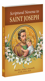 Written with deep devotion and respect for Jesus' earthly father, these nine biblical reflections with accompanying prayers will help you to grow in your knowledge and love of St. Joseph. You, your family, and the Church across the world will be blessed by praying to the holy, humble, just, and trustworthy St. Joseph. He has the power to assist and protect us as he did most perfectly for Mary and their Son.