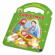 Children will find fun galore in the pages of this book—and the activities will encourage them to celebrate Christmas in a meaningful way. Among the activities that children will enjoy are these: coloring finding stickers to complete pictures fill-in-the-blanks connect-the-dots unscrambling letters —and more! Simple rhymes and informative morsels will teach children about the wonder and joy surrounding the Birth of Jesus.