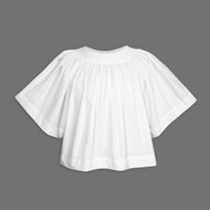 Surplice Round  Yoke Style. 65% Polyester and 35% Cotton. See Options for Size Choices