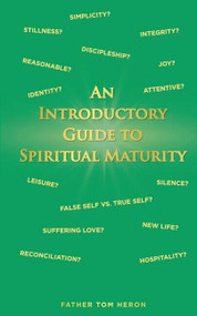 The spiritual journey may be viewed through the prism of life experience and the meanings and virtues that involve many core elements, which are often difficult to see and discern in everyday life. An Introductory Guide to Spiritual Maturity unmasks the concept of mature spirituality as the response of human freedom to the impulse of the Holy Spirit within us all and that which is all around us. For Christians, this encounter involves the person of Jesus, not as a historical figure of the past, but as the resurrected Lord in the present. Father Tom Heron is a Philadelphia Archdiocesan Priest. His first book, We Are All Called, explored the topic of spiritual maturity.