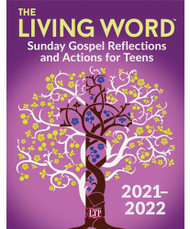 The Living Word™ helps youth ministers, parish catechists, and high school religion teachers to meet teens where they are and guide them to a deeper understanding of the Gospel's role in their lives. This model of liturgical catechesis through lectionary readings enhances the liturgical preparation, liturgical participation, and liturgical living of teens. Each session can be easily incorporated into lessons or group activities that have already been planned. This resource includes materials for each Sunday and holyday of obligation from the first Sunday of August through the last Sunday in July.  Additionally, The Living Word™ includes digital resources to help the teens reflect and act on the Sunday Gospel throughout the week.  The Living Word™ includes the following:  Complete but flexible 15-minute sessions to complement your current teen programs Connections to the liturgical calendar and to Catholic teachings Ritual with the proclamation of the Gospel Reflections to help teens understand the Gospel in the context of their own experiences and concerns Useful tools for integrating the New Evangelization in your teen ministry Digital reproducibles (in PDF or JPG format) for teens that can be printed, emailed, or shared via social media Paperback | 8 1/2 x 11 | 256 pages | Language: English