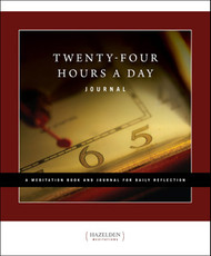 "Since 1954, Twenty-Four Hours a Day has become a stable force in the recovery of many alcoholics throughout the world.With over nine million copies in print (the original text has been revised), this ""little black book"" offers daily thoughts, meditations, and prayers for living a clean and sober life. Now available in a journal format, this classic meditation text provides the inspirational framework for your personal book of prayer and reflectionA spiritual resource with practical applications for  recovering people to lead them toward a deeper and more intimate connection with a Higher Power of their understanding. Twenty-Four Hours a Day will help you discover the power of prayer and begin the creation of a solid, spiritual foundation. Featuring an inspirational thought, meditation, and prayer for each day of the year."