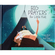 Help little hearts to know God's big heart of love for them through simple prayers. Through fun rhymes and endearing illustrations that engage your child's heart, Big Prayers for Little Kids introduces children to eight of God's attributes in a very simple, loving and memorable way. Through these big prayers with easy Bible memory verses your little one will learn to trust in their all-powerful, all-knowing Heavenly Father as they discover how deeply He loves and cares for them through the power of prayer. Sample Prayer: Dear God…You are always here. Wherever I go You're there… You are with me everywhere! When I sleep or when I pray… You are never far away. Thank you God for being with me