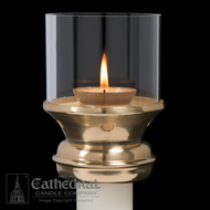 Draft Resistant Followers and Replacement Glass. Cathedral's products represent the highest level of traditional liturgical standards.