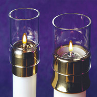 For use with Refillable Candles and Candle Shells.