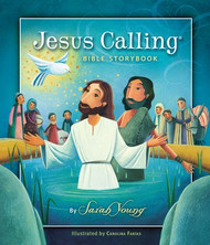 Jesus is calling out to our hearts, and you can hear His voice in every story in the Bible. These carefully selected stories are paired with new children's devotions from Sarah Young and will help young hearts understand God's grand plan to send His Son, Jesus, to save His children and prepare a place for us in heaven. Bestselling author Sarah Young has touched millions of lives through her devotionals based on Scripture and written as though Jesus is speaking directly to the reader. This book will lead God's children, young and old, to talk to Jesus through prayer and to listen to His voice speaking love to their hearts.