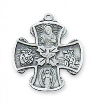 4-Way Medal-L412