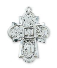4-Way Medal 2410