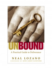 Local Author!  Unbound- As a pastor and teacher on deliverance, Neal Lozano knows that many believers struggle with the same sin areas time after time. Yet victory can be as simple as tapping into the potent power of the gospel. By focusing on Jesus and his work, rather than on the intimidating aspects of evil spirits, readers can reset their mindset about their spiritual struggles. In Unbound, Lozano shows readers how to do just this. He also shows them how to find and close any doors they may have opened to evil influence--and, consequently, Satan''s underhanded strategies. Balanced and full of hope, Unbound is a practical, thorough, and easy-to-follow guide to deliverance and freedom. It also includes practical instruction on praying for others to be set free.