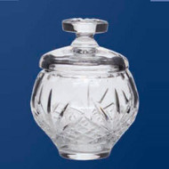 "Crystal Ablution Cup, Height 4-1/2"". Made in the USA"