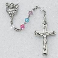 Rosary - Multi Color Swarovski