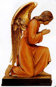 Kneeling Angel Statue-1260