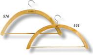 Solid Wood Vestment Hanger-561
