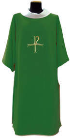 Dalmatic 316 in Green