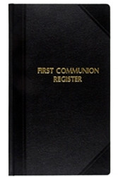 Economy Edition: 9 x 14, 50 page,1000 entries,  printed on Perma-life paper and Indexed.  Black fabrikoid cover, blind embossed and gold stamped label.