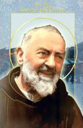 Novena Booklet, Padre Pio