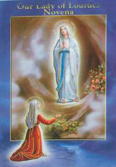 Novena Booklet, Our Lady of Lourdes
