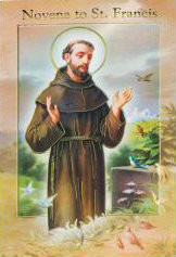 Novena Booklet, St. Francis