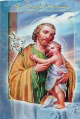 Novena Booklet - St. Joseph
