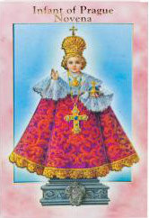 Novena Booklet, Infant of Prague
