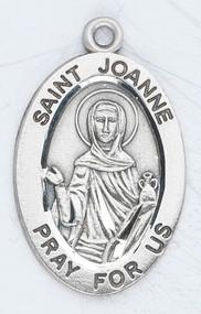 St. Joanne Patron Saint Medal