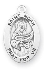 St. Noah Patron Saint Medal