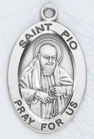 Patron Saint of Civil Defense Volunteers & Catholic Adolescents