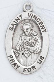 Patron Saint of Charitable Organizations