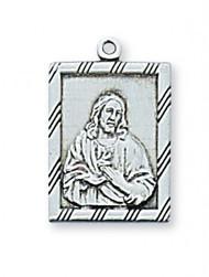Sacred Heart Medal - L811