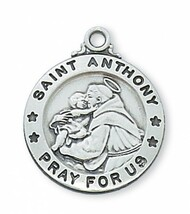 Saint Anthony Medal - L600AN