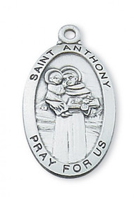 Saint Anthony Medal - L550AN