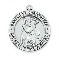 Saint Christopher Medal - L2516