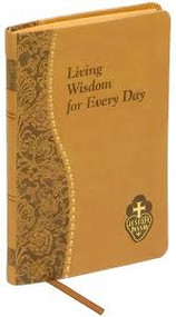 Choice texts from St. Paul of the Cross, one of the true Masters of Spirituality. Includes ribbon marker including a paragraph of wisdom text and a meditative prayer to God the Father. Illustrated and printed in black and red. Mustard and Gold imitation leather cover with mustard ribbon marker. 192 Pages