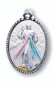 Divine Mercy Key Chain 1968