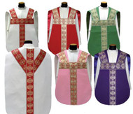 Fiddleback Chasuble 1112