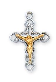 Crucifix Pendant - LT9112