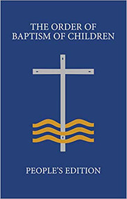 Order of Baptism of Children, the People's Edition is presented in participation format for the use of the assembly. The second edition features the official ritual for several children and one child; parts clearly marked for the celebrant, parents, and godparents; an explanation of the sacrament; appropriate Scripture readings; and two-color printing throughout. Paperback, 5.5 x 8.25, 56 pages.