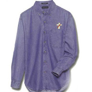 Long Sleeve Shirt-Cypress Denim