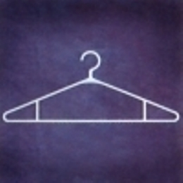 St. Jude Shop's Vestment Hangers.