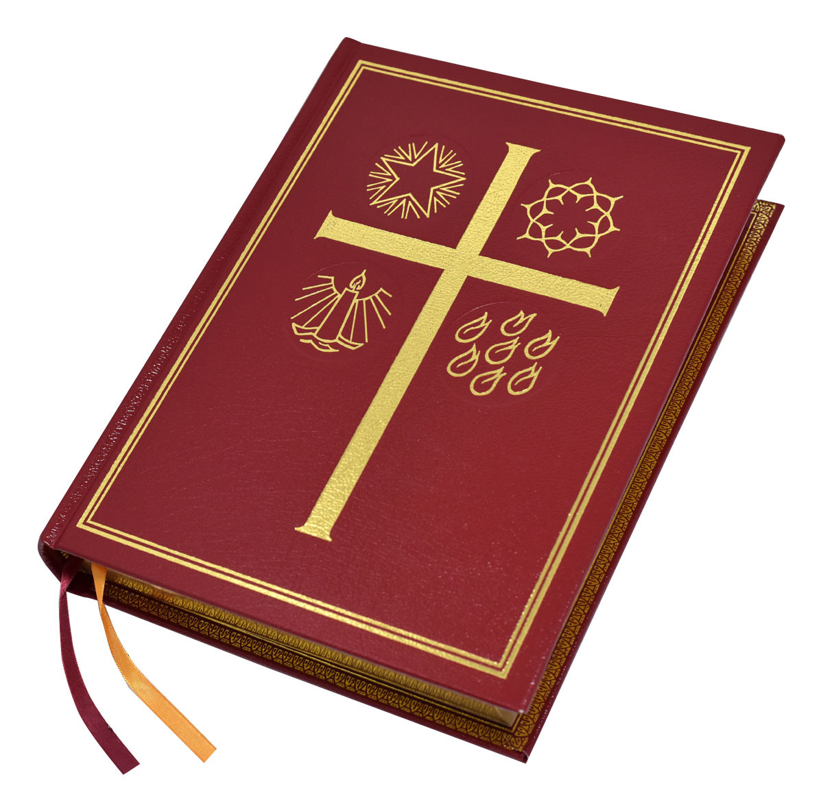 Lectionary For Sunday Mass, Leather Bound, Pulpit Edition