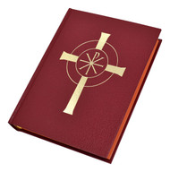 The Lectionary for Sunday Mass (Chapel Edition) contains the approved English translation of the liturgical Lectionary for the United States that went into use on November 29, 1998. Includes all the Lectionary readings for Cycles A, B, and C complete in one volume. Printed in two colors in large 12-pt. type and set out in sense lines, the Lectionary for Sunday Mass is formatted to make it as pastoral, practicable, and functional as possible. This magnificently illustrated Lectionary includes ribbon markers and comes in a durable, attractive red cloth binding.