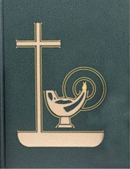 Vol. II of the Lectionary for Weekday Masses Pulpit Edition contains the complete Weekday Lectionary for Year I and the Proper and Common of Saints for liturgical use in the Catholic Church. This magnificently illustrated volume of the Weekday Lectionary is printed in large, bold, easy-to-read type. A user-friendly layout that eliminates unnecessary page-turning and over 20 beautiful liturgical drawings providing a pictorial introduction to each main section make this Weekday Lectionary invaluable to Ministers of the Word. The Lectionary for Weekday Masses for Year I features ribbon markers enabling the Lector or Gospel Reader to find the options quickly. With its durable, attractive green cloth binding Vol. II of the Pulpit Edition of Catholic Book Publishing's Lectionary for Weekday Masses will stand up to daily use and last for years.