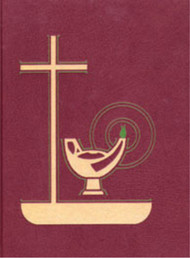 "Vol. III of the Lectionary for Weekday Masses Pulpit Edition contains the complete Weekday Lectionary for Year II and the Proper and Common of Saints for liturgical use in the Catholic Church. This magnificently illustrated volume of the Weekday Lectionary is printed in large, bold, easy-to-read type. A user-friendly layout that eliminates unnecessary page-turning and over 20 beautiful liturgical drawings providing a pictorial introduction to each main section make this Weekday Lectionary invaluable to Ministers of the Word. The Lectionary for Weekday Masses for Year II features ribbon markers enabling the Lector or Gospel Reader to find the options quickly. Burgundy cloth binding; 1536 pages; 8.5""W x 11""H"